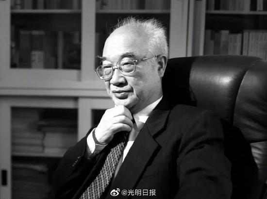 中国社科院学部委员方克立逝世,曾开创大陆现代新儒学研究图片