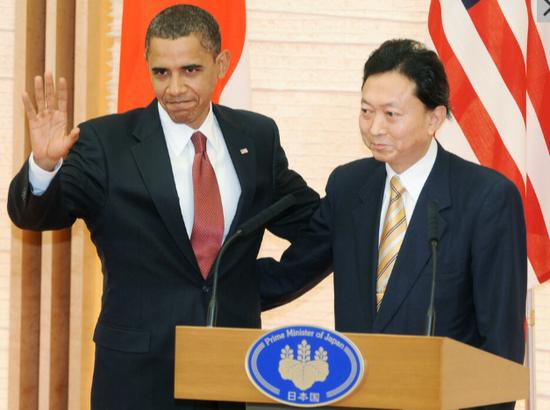 奥巴马新书谈这位日本前首相:人还不错 但难对付