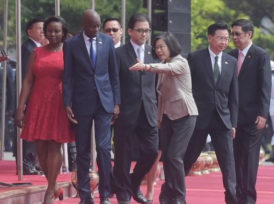 海地总统被杀,最伤心的是蔡英文?