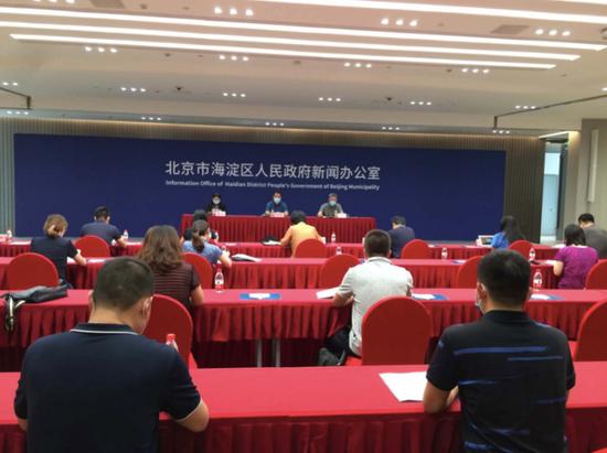 [杏悦]北京海淀智慧停车系统杏悦8月上线全区停图片
