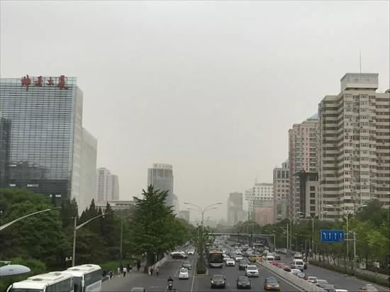 北京空气质量达6级严重污染级别 避免户外活动这里有情况里面的歌曲