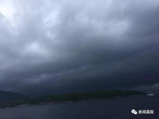 北京赛车pk10直播室:中国女记者亲历普吉岛翻船:最可怕的两个半小时
