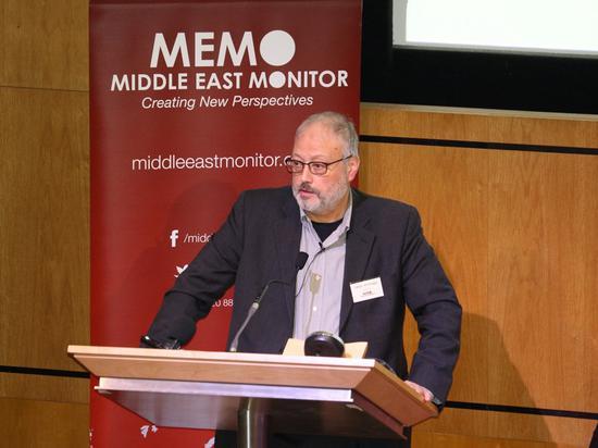 卡舒吉生前经常批判沙特王室 路透社 图