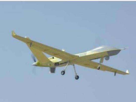 图为翼龙-2无人机