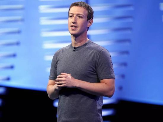 ▲Mark Zuckerberg (图via网络)