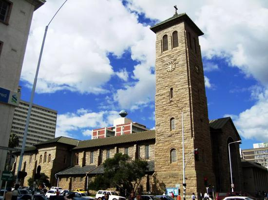 津巴布韦首都哈拉雷街景(图片来源:摄图网)