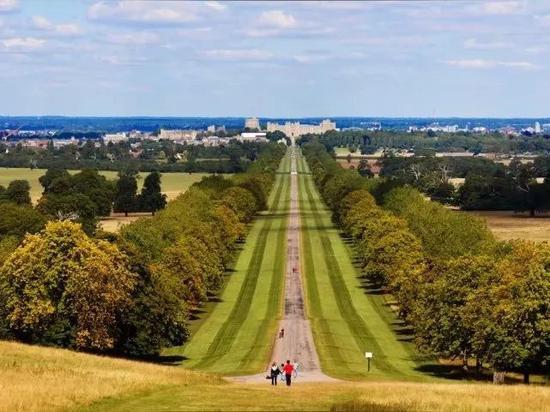 温莎大公园是唯一一个由王冠地产管理的王室公园。
