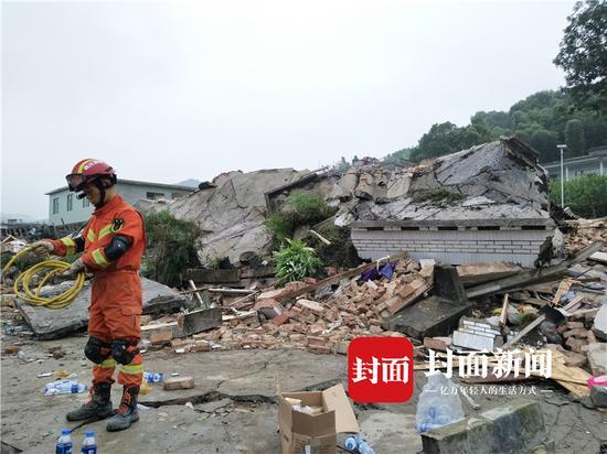 四川长宁发生6.0级地震 已造成11