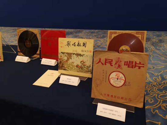 首版《中华人民共和国国歌》捐赠国家博物馆|国家博物馆|中华人民共和国国歌