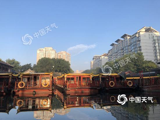 今明两天北京最高温重归30℃+ 告别暑热仍需时日|北京|天气