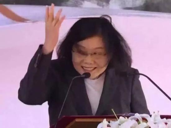 """这个国家要与台湾""""断交""""还不忘狠戳蔡英文一刀"""