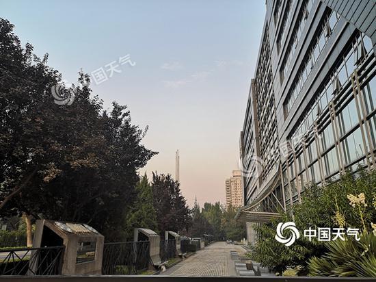 今日北京最高气温27℃ 双休日舒适凉爽宜出行