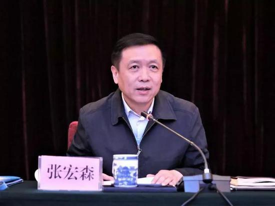 """国家广电总局副局长""""空降""""湖南任省委常委"""