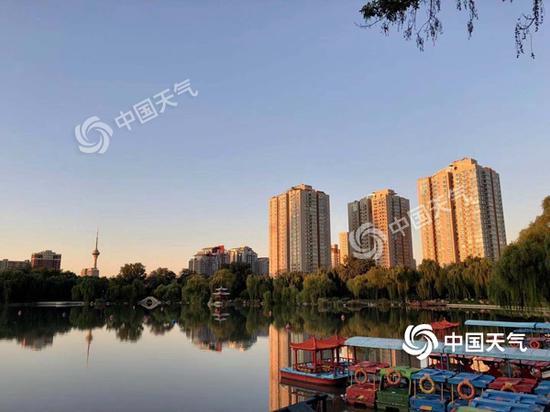 添衣保暖 今日北京最低温仅4℃户外冷嗖嗖