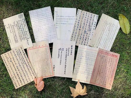 纪念巴金诞辰115周年:手札展上海