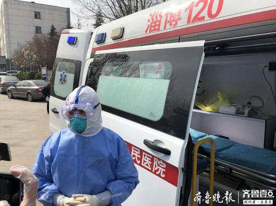 3名新冠肺炎患者出院 山东省胸科医院实现
