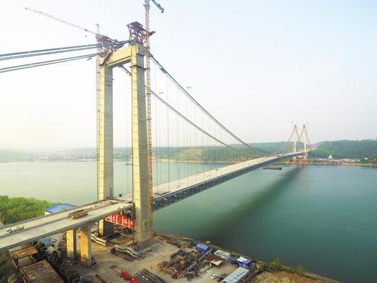 【宝宝计划】来首座宝宝计划长江大桥预图片