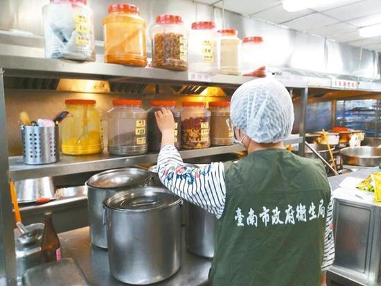 台南市一高中128名学生集体腹泻 原因不明图片
