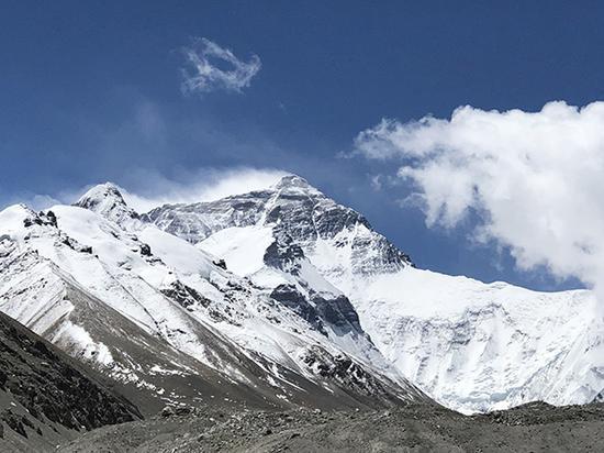 现场总指挥:多种方法测量珠峰高程,技术国际一流图片