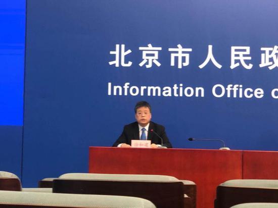 """北京疫情防控仍处于""""战时""""状态 确保两会顺利召开图片"""