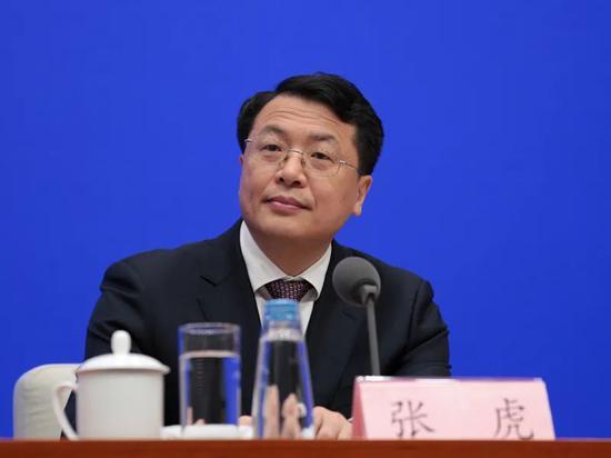 张虎任广东省委常委、政法委书记(图/简历)图片