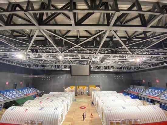 【摩天娱乐】人摩天娱乐份北京火眼核酸检测实图片