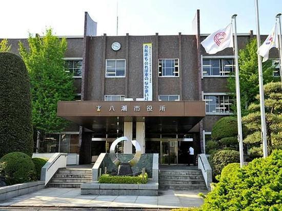 八潮市市政府(埼玉新闻)