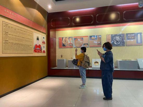 明十三陵景区室内杏悦区域恢复开放,杏悦图片