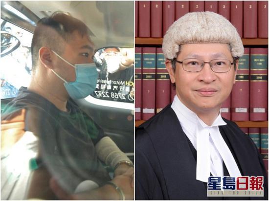 被控违反香港国安法男子申请人身保护令,香港高等法院法官周家明获委任审理图片