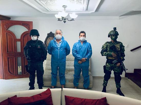 两美国男子售漂白剂治疗新冠 治死7人被外国政府逮捕
