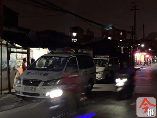 广西一男子捅伤裸体女子后拒捕 被警方开枪制服