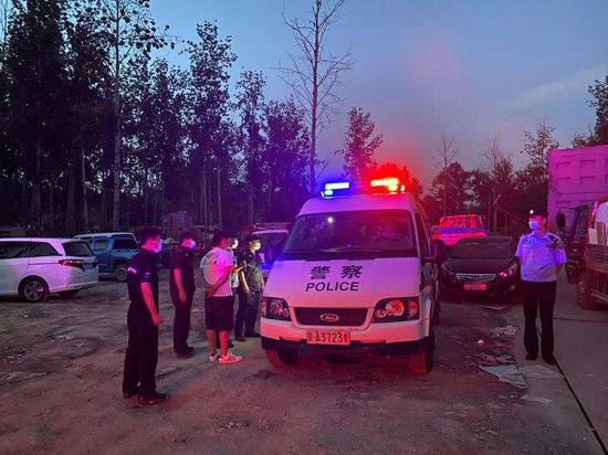 冲击合法倾倒渣滓,北京警方破案17起刑拘168人(图3)