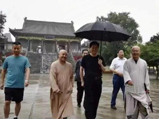 两任陕西省委书记点名赵正永:要干干净净做事,清清白白做人