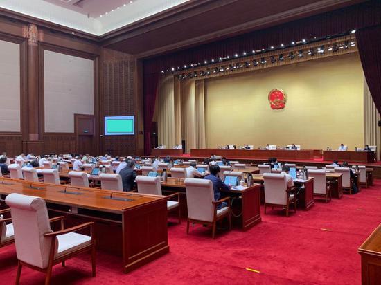 北京中医药条例草案二审:养生保健场所不得开展针灸等诊疗活动图片