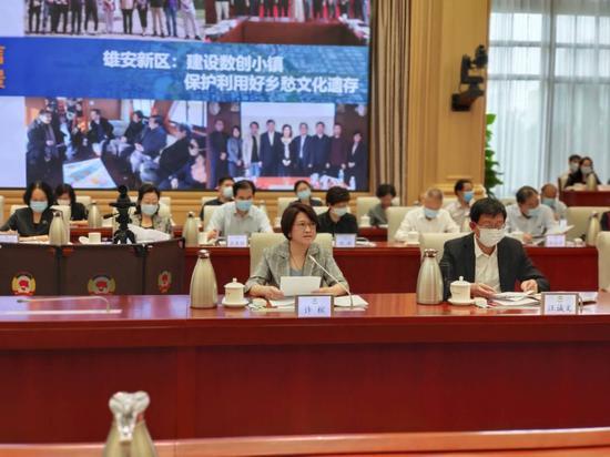 北京城市副中心存量空间未来如何更新?规划专家解读图片