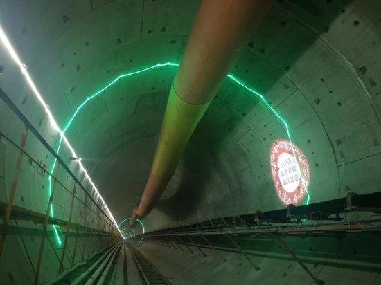 国内铁路隧道建造施工实现又一技术突破图片