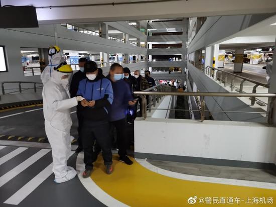 上海浦东机场连夜组织核酸检测,3天5例本地病例,张文宏作出最新判断图片