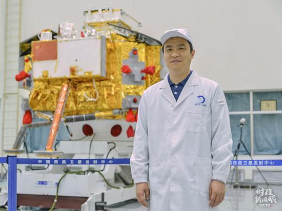 """△本年6月,嫦娥四号义务团队优异代表吴伟仁、于登云、孙泽洲(上图),得到国际宇航团结会2020年度最高奖——""""天下航天奖""""。这是该国际构造建立70年来初次把这一奖项授予中国航天科学家。(航天科技团体五院供图)"""
