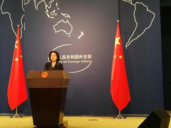 外交部:中国脱贫方面取得的巨大成就也得到国际社会的广泛赞誉图片