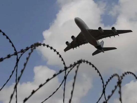 """印媒报道称,印政府已""""非正式""""要求所有航空公司禁止搭载中国公民入境。图源:印度时报"""