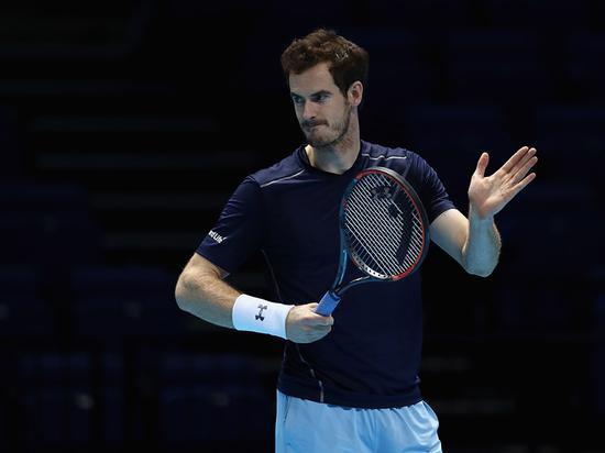 英国网球选手穆雷新冠检测结果呈阳性 已居家隔离