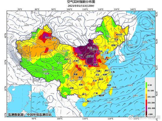 明天沙尘天气结束,北京到17日空气质量持续优良图片