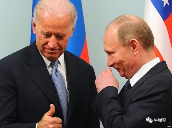 拜登上台第四天,美国和俄罗斯斗上了!