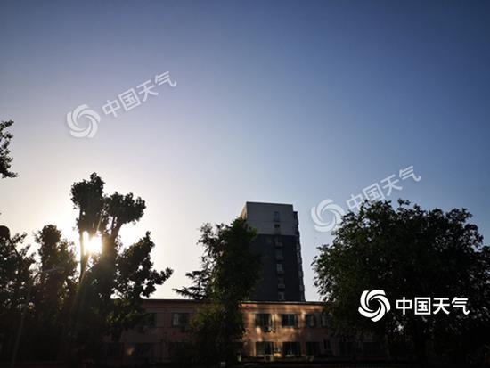 摩天登录,天北京阳光持续摩天登录在线7日图片