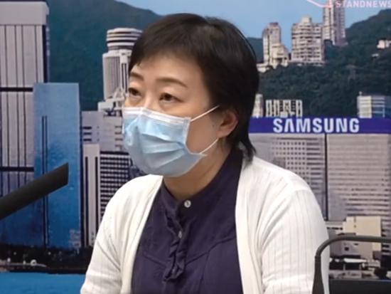 香港新增115例新冠肺炎确诊病例 累计确诊超3500例图片