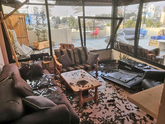 """黎巴嫩爆炸:巨响、摇晃与碎片 """"一代人记忆毁了"""""""