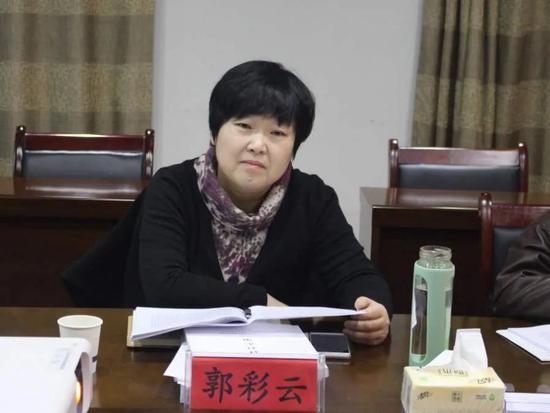 空降辽宁任厅长后,她还会继续担任国家监委特约监察员吗?图片
