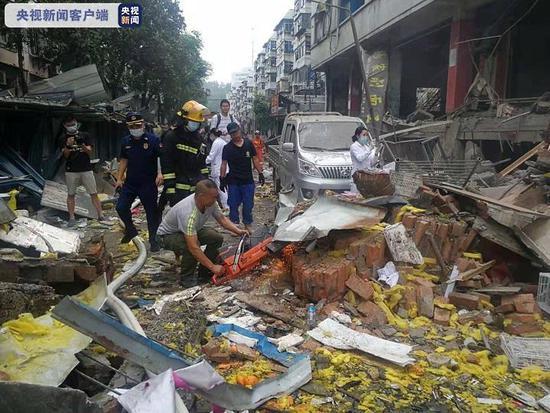 湖北十堰爆炸事故已致11人死亡 37人重伤图片