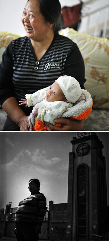廖昌会,再生育年龄42岁,18岁儿子遇难,再生育一个女儿