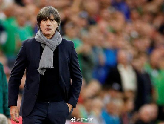 德国队主帅勒夫将在欧锦赛后卸任